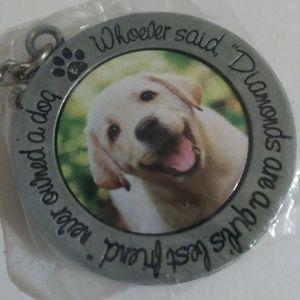 Jewelry - Dog Labrador Retriever Keychain or Purse Accessory